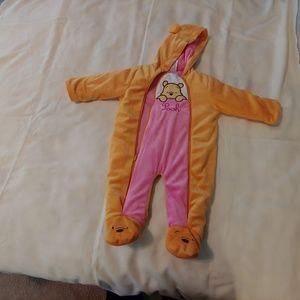Youth 6-9 months Disney Winnie The Pooh snowsuit